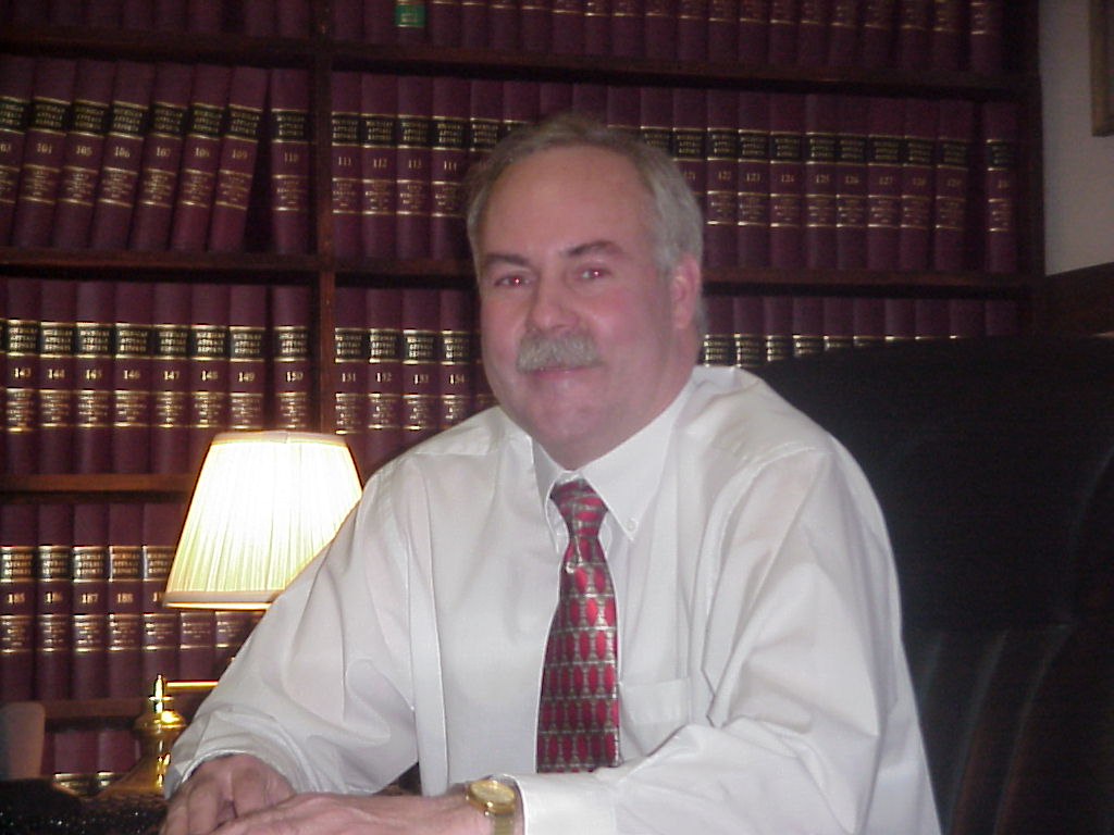 Let Eric D. Williams be your attorney